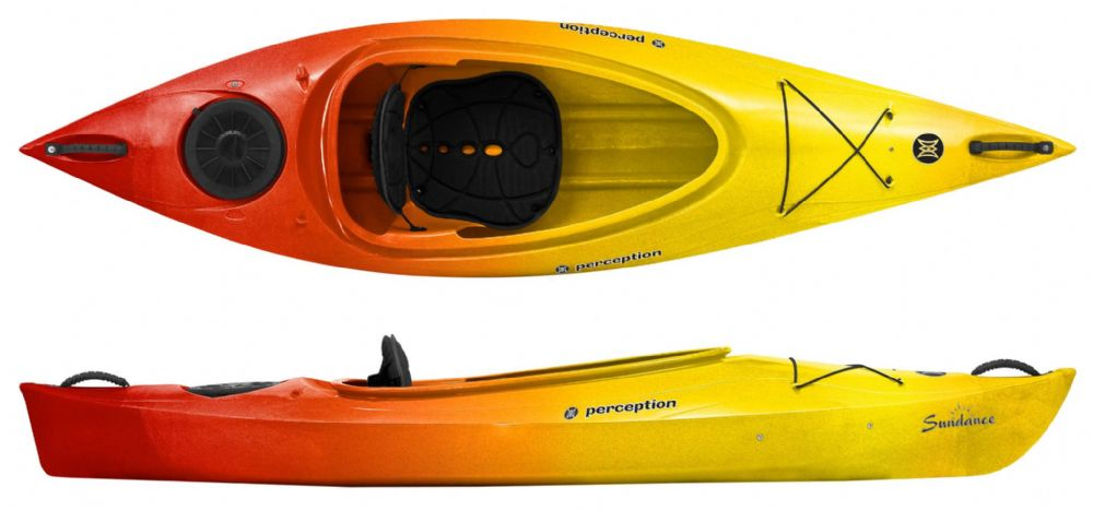 Perception Sundance Kayak